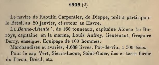 Extrait p.199 Le Havre Maritime