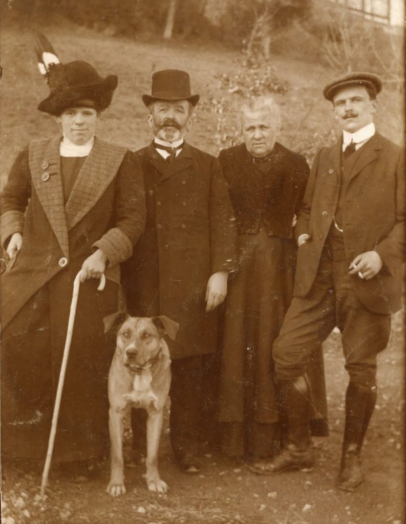 Famille DONAT-MAGNIN BEGUELIN