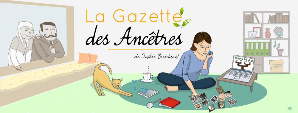 Bannière Gazette des Ancêtres