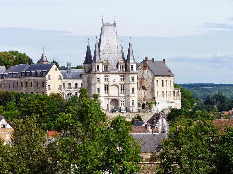 Château de Gaillon aujourd'hui