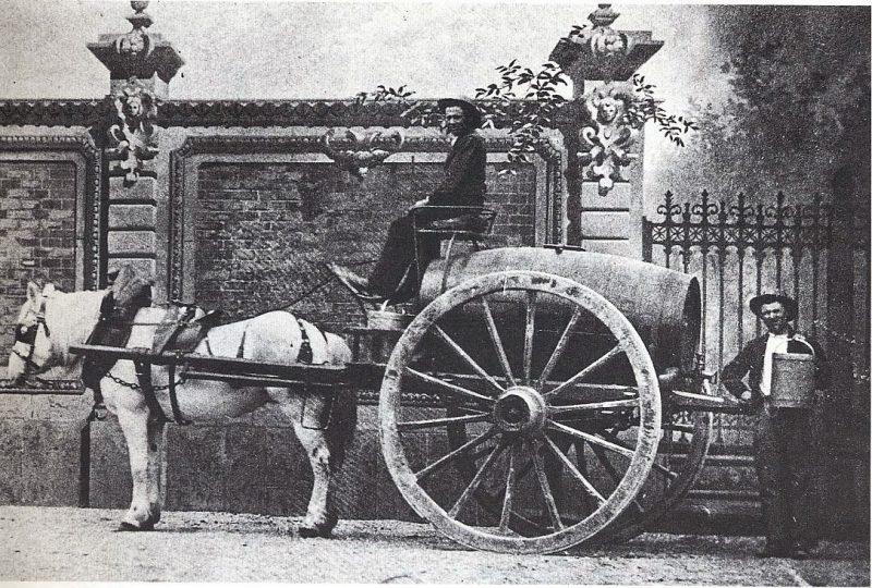 Porteurs d'eau 1862