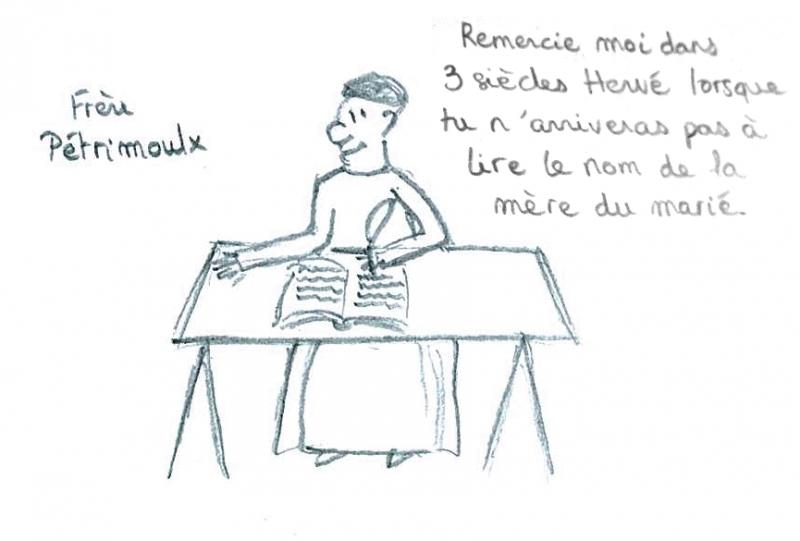 Dictionnaire Généalogie P