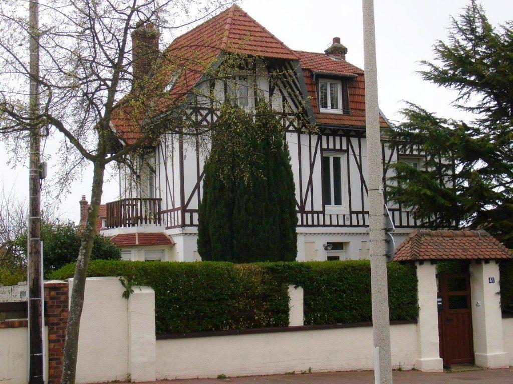 La Villa du Bonheur en 2014
