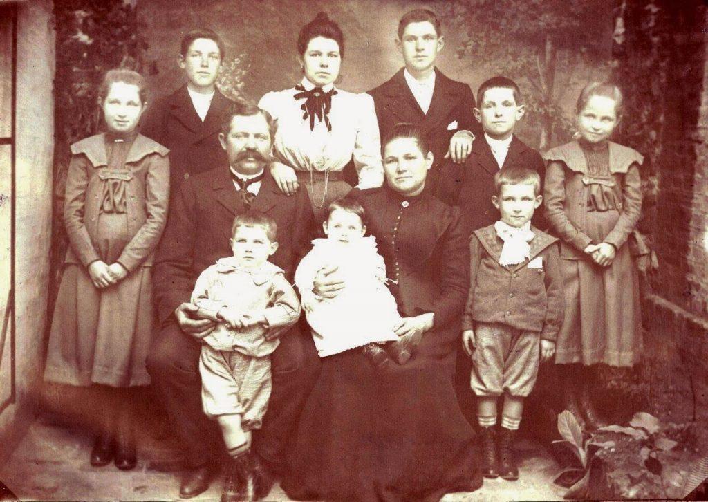 La famille MADELAINE