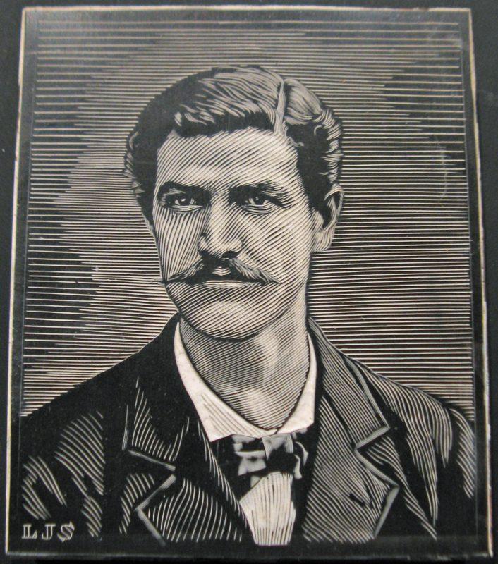 Portrait d'un inconnu