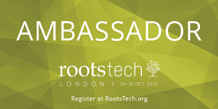 RootsTech Londres
