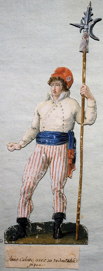 SOULAS Pierre - Révolutionnaire