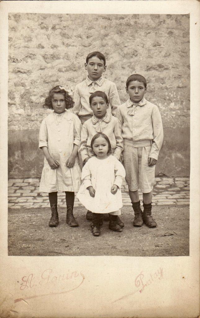 SOULAS Samuel - Enfants