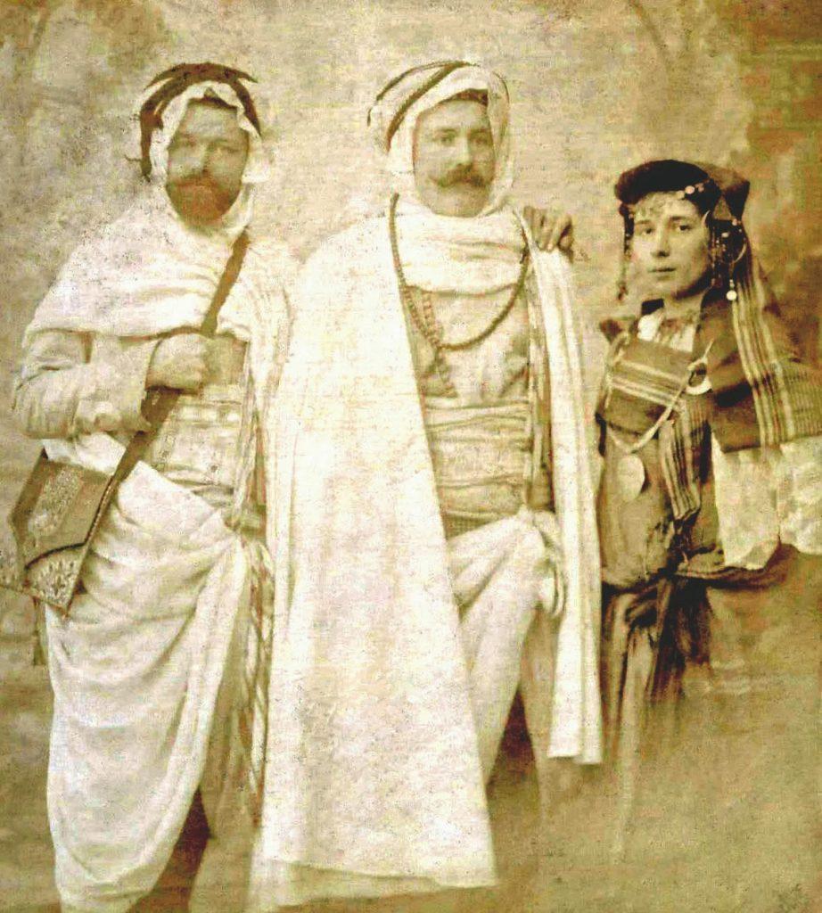SOULAS Samuel - Josué, Samuel et Jeanne