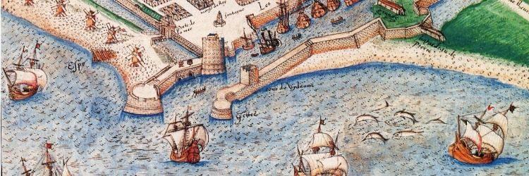 Louis Aufray Capitaine de navire au XVIe siècle