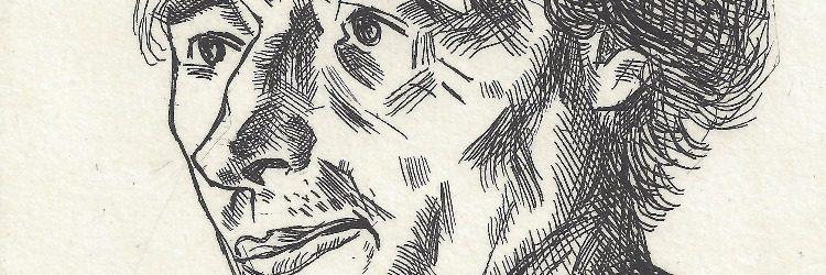 Une gravure de Jeanne Cassegrain