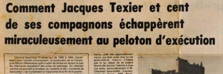 Pierre Chometon, pas peu chanceux