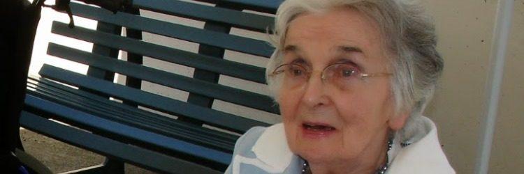 Ma petite grand-mère Marcelle Donat-Magnin