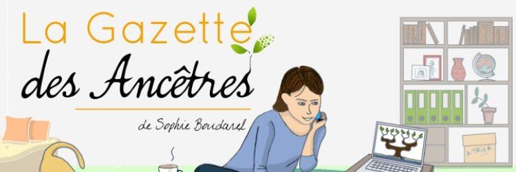 Nouvelle peau pour la Gazette des Ancêtres