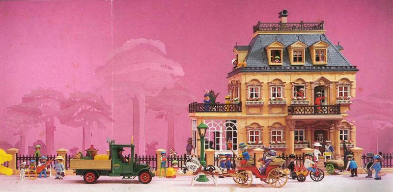 Playmobil des années 1900
